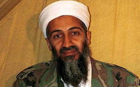 Osama in Laden Has Been Dead. Obama has been sitting on