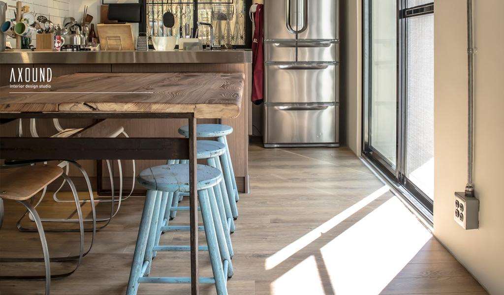 axound interior design 爾商空間設計