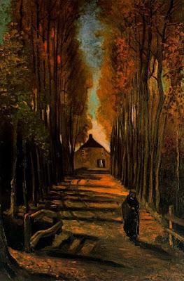 Albereda a la tardor (Vincent Van Gogh)