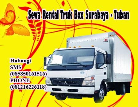 Jasa Rental Truk Box Surabaya - Situbondo