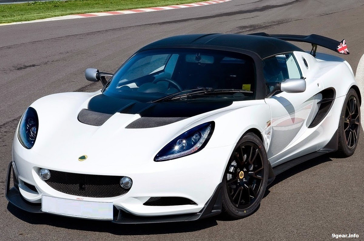 2015 Lotus Elise S Cup - 1.8 litre DOHC 217 hp | Car Reviews | New ...