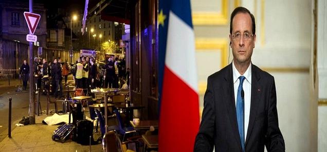 قرار عاجل و خطير جدا من الرئيس الفرنسي الآن بعد عمليات باريس