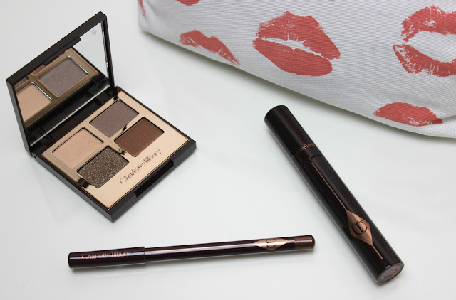 Charlotte Tilbury The Golden Goddess Eye Kit