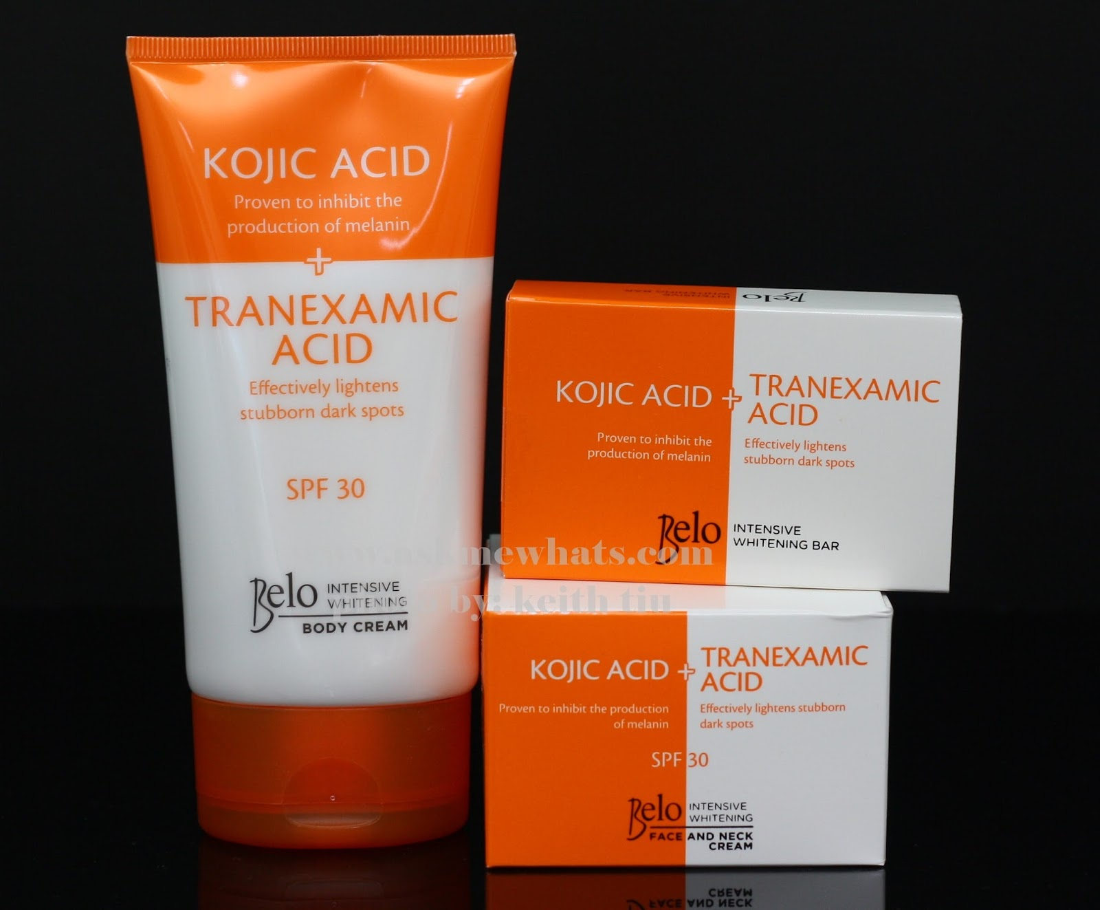 Kojic acid lotion review