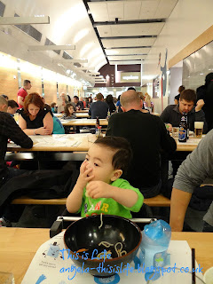 Wagamama, Wagamama Manchester Printworks, Wagamama new menu