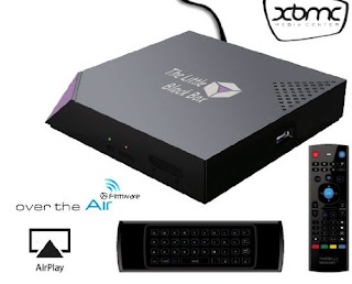 The Little Black Box Linux and XBMC Media Streamer