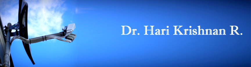 Dr. HARI KRISHNAN R.