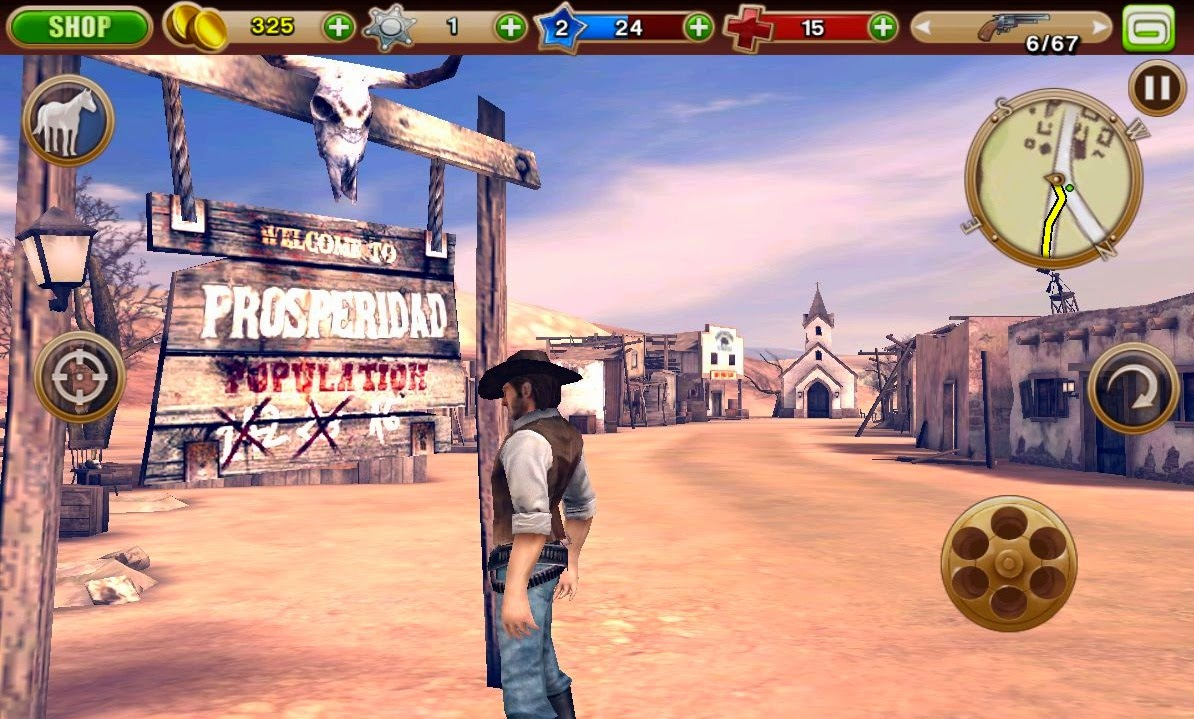 Download Game Six-Guns: Gang Showdown.Apk