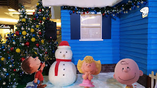 JAT Paradigm Mall Christmas decoration 3