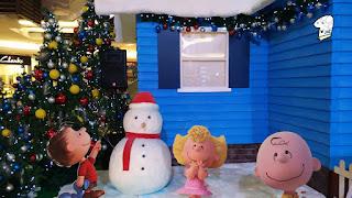 JAT Paradigm Mall Christmas decoration 3