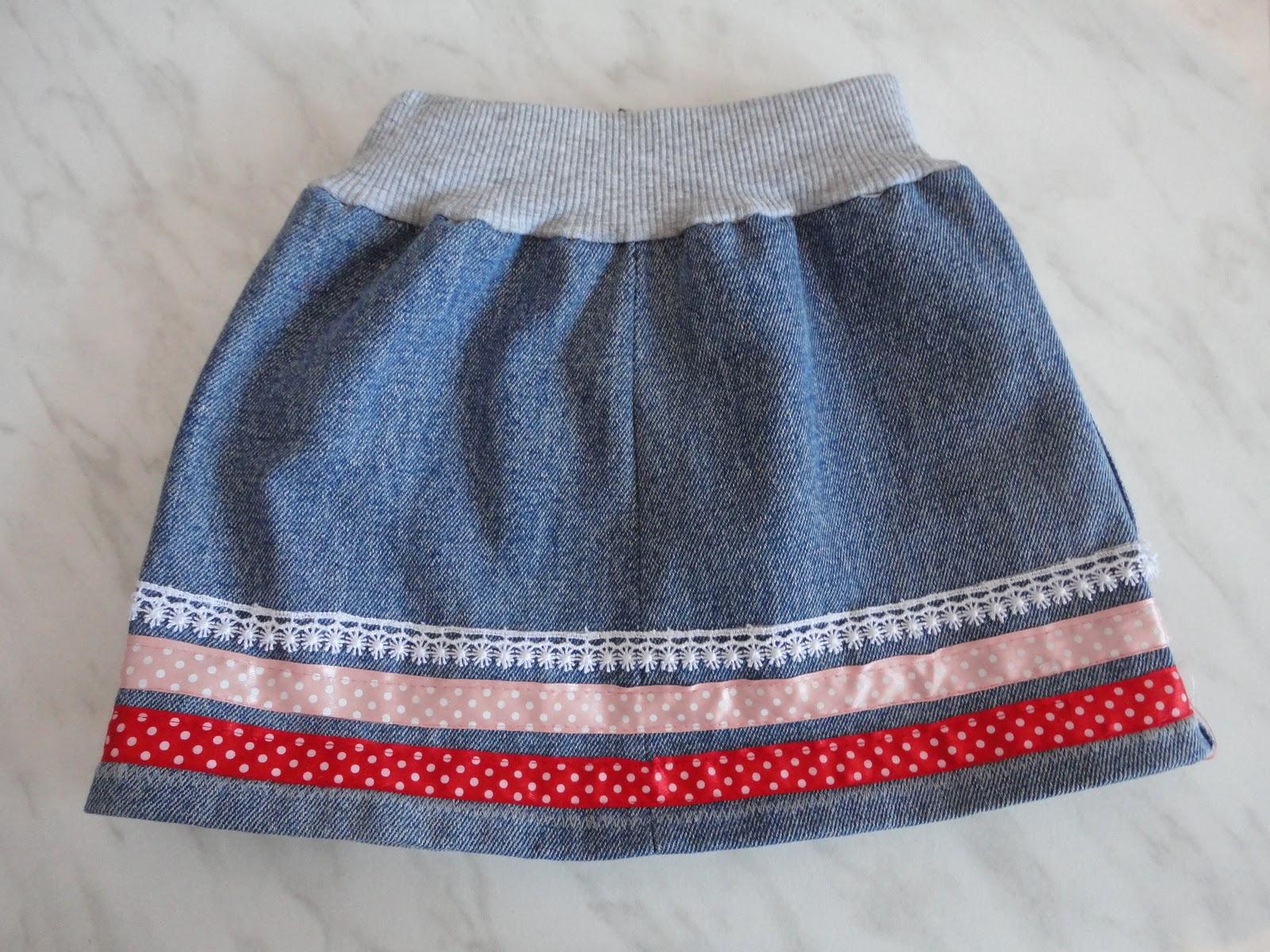 Как сшить юбку для себя и дочки 757