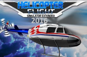 Helicopter Simulator 2016 MOD APK - cover