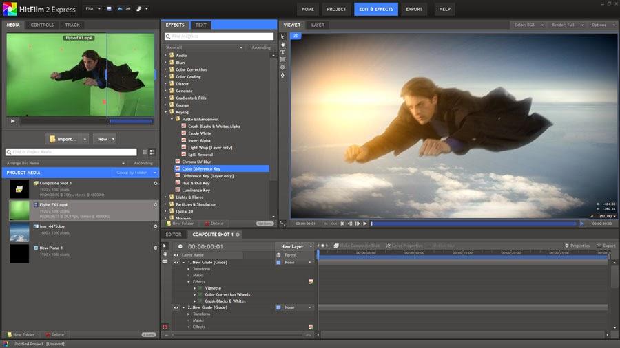 HitFilm 2 Express 2.0.2511.46856 (x64) Full Crack [gatesoftware.blogspot.com]