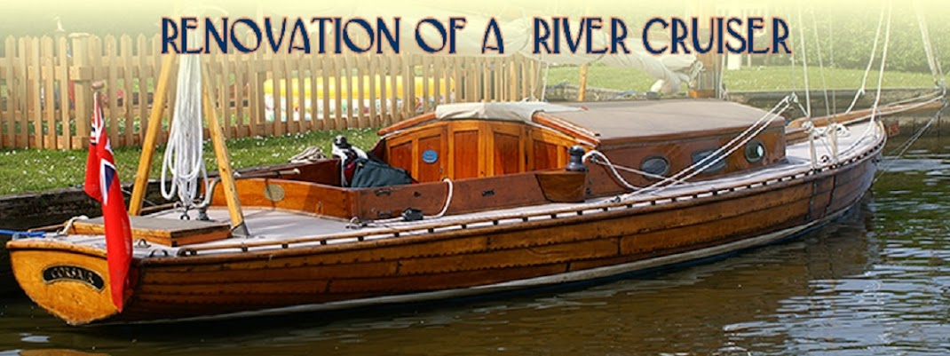 Renovation of a River Cruiser