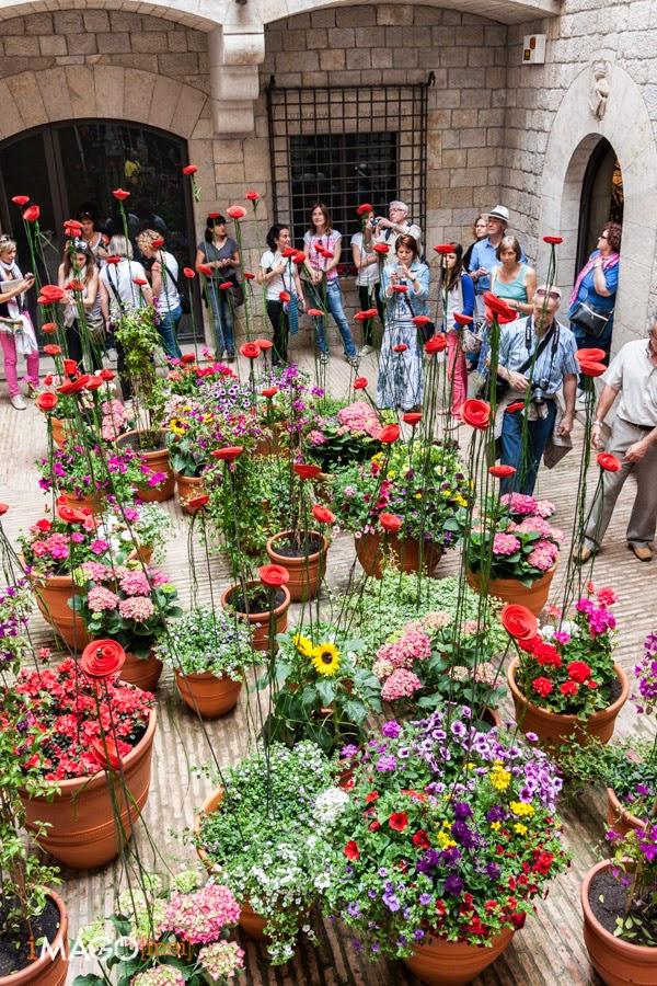 Girona, Temps de Flors, 2014