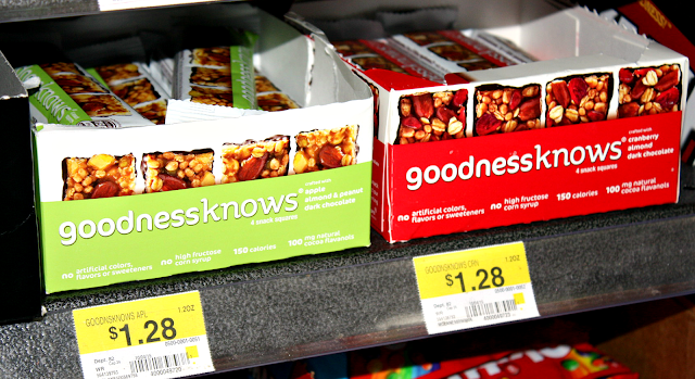 goodnessknows-snack-squares-on-the-walmart-shelves