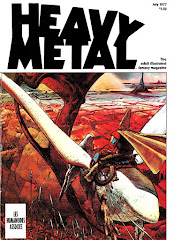 Heavy Metal, July 1977