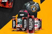 Promoção Vulcano Energy Drink: Dia do Amigo