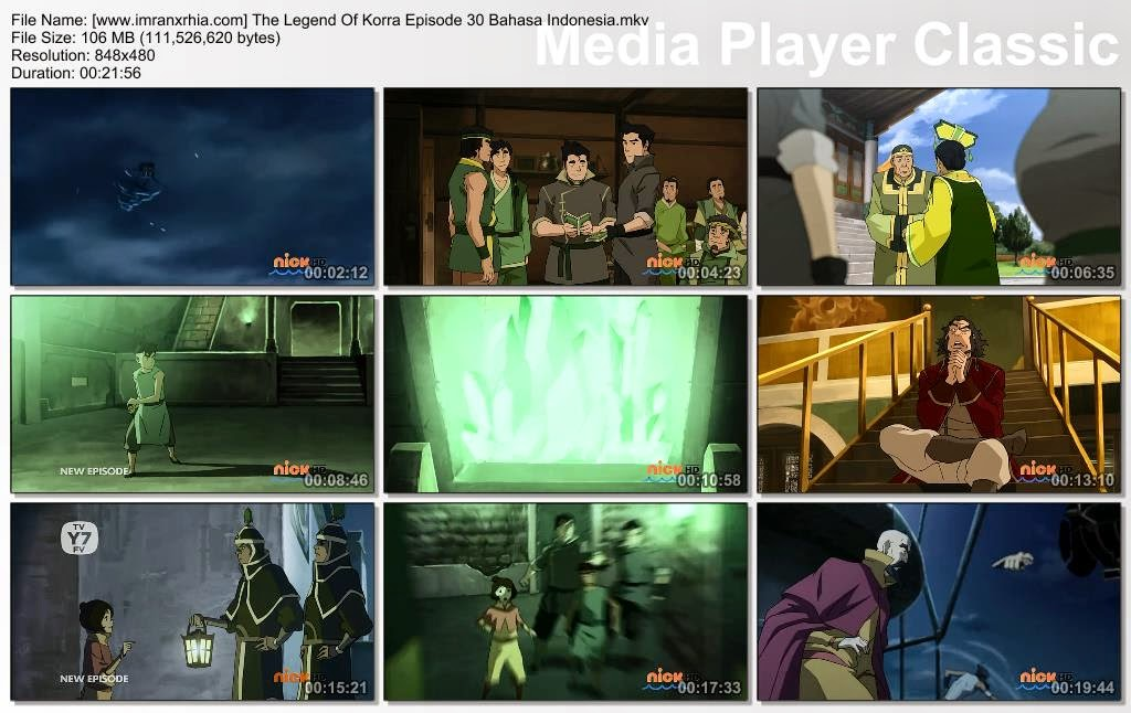 Download Film / Anime Avatar: The Legend of Korra Episode 30 Bahasa Indonesia