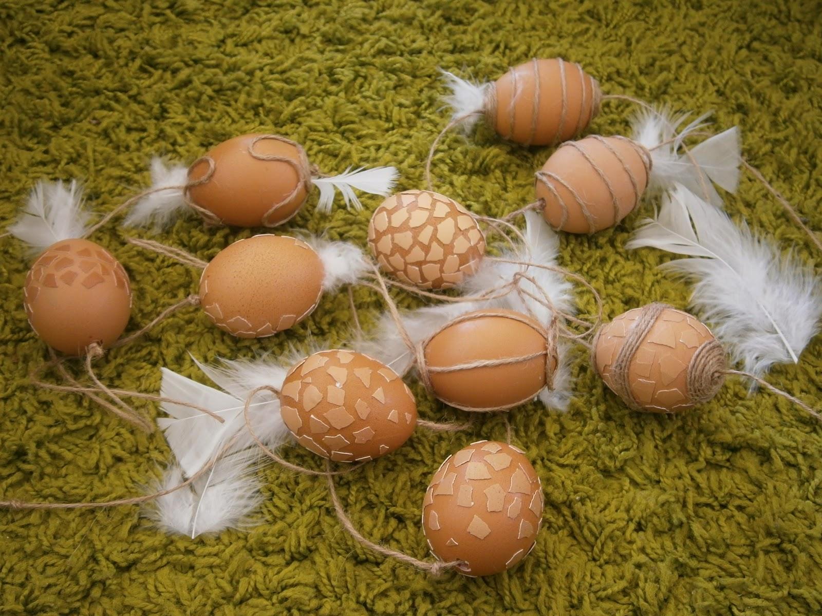 jaja świąteczne wielkanocne