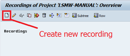 Lsmw инструкция - фото 9