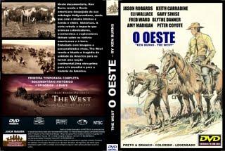 O OESTE - PRIMEIRA TEMPORADA COMPLETA (1996)