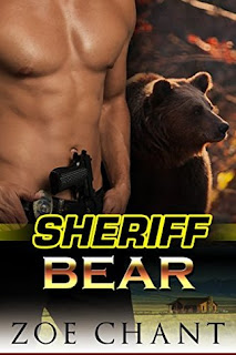 Sheriff Bear by Zoe Chant