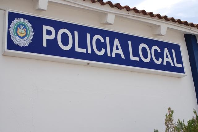 Dos jóvenes detenidos por robo con fuerza en el Mesón La Cantarería Letreroweb