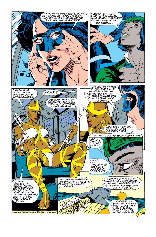 Captain America (1968) Issue #397 #330 - English 24