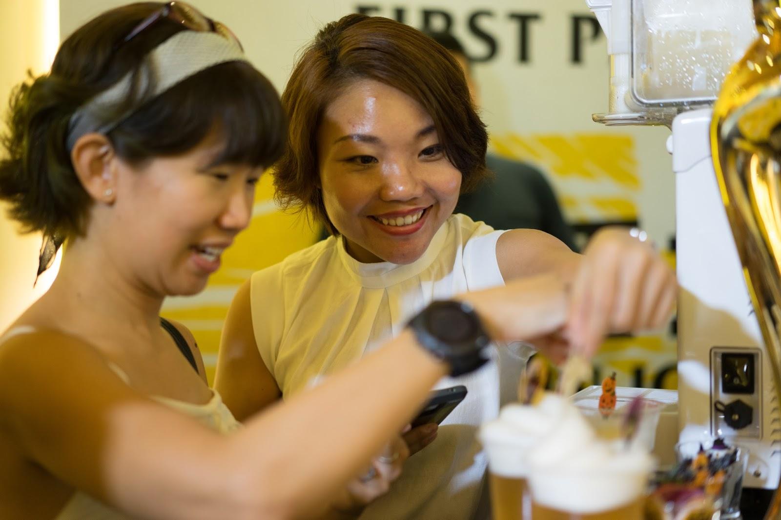 Kirin Ichiban Beer Garden | missyblurkit