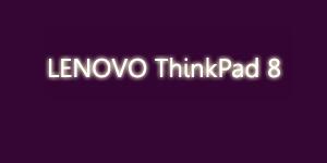 How to Factory Reset LENOVO ThinkPad 8