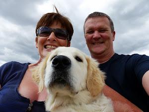 Polly's 'selfie'!