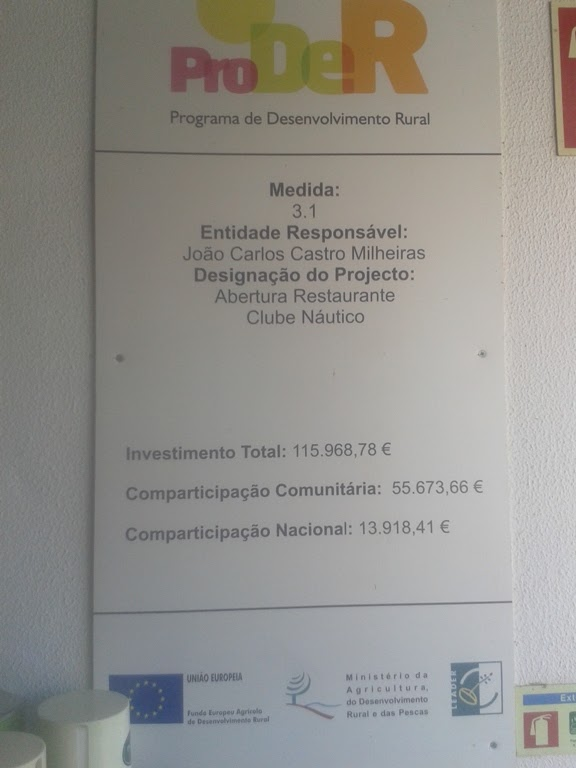 Financiamento Proder