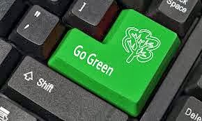 ways to go green