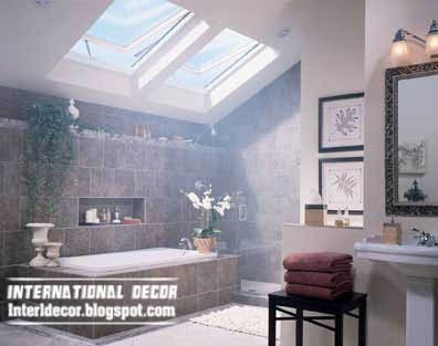 bathroom skylight and roof windows