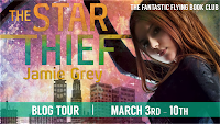 The Star Thief Blog Tour Stops Here March 9th