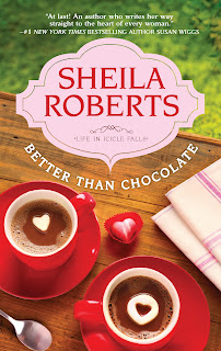 Author Interview with Sheila Roberts [Better than Chocolates]