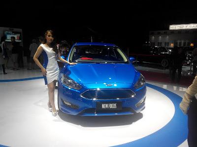 International Indonesia motor show (IIMS)