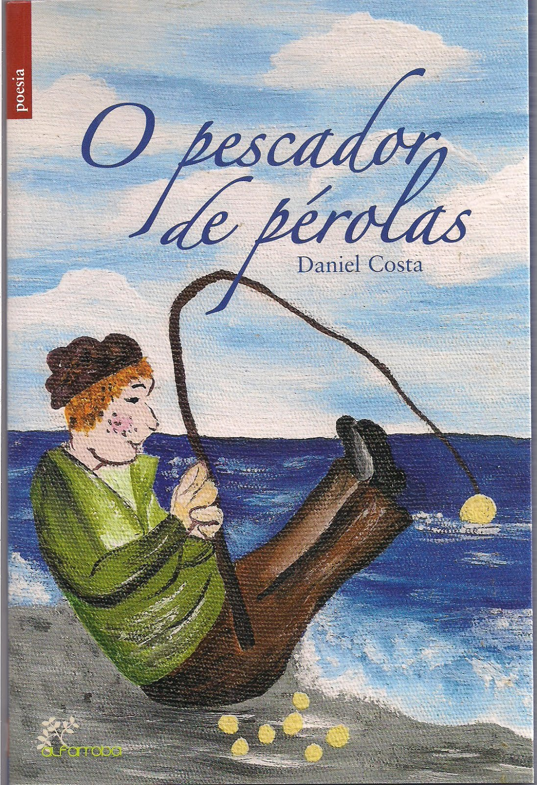 O MEU DÉCIMO LIVRO PESCADOR DE PÉROLAS