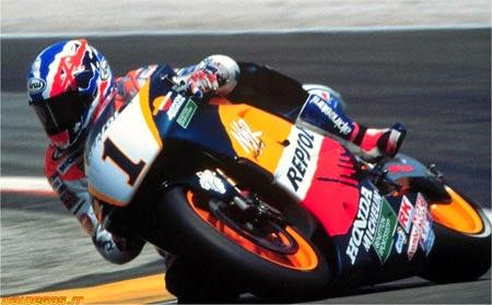 Motor GP 500 Michael Doohan