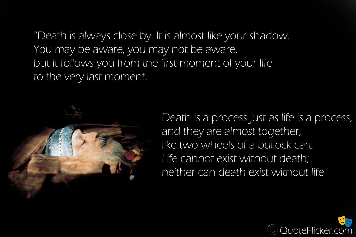 Quotes On Death Death Is A Process Quotes Collection