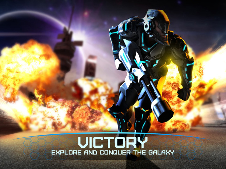 Rivals at War: 2084 App iTunes App By Hothead Games Inc - FreeApps.ws