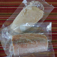 Boat Galley frozen meats