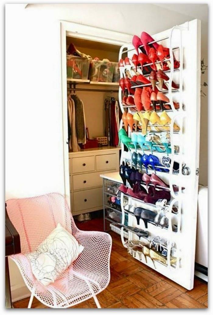 En casa de oly por fin los zapatos y bolsos estupendamente organizados - La casa de los bolsos ...