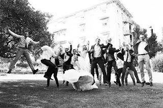 photo de mariage grand hôtel des lecques