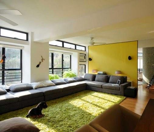 desain interior modern apartemen