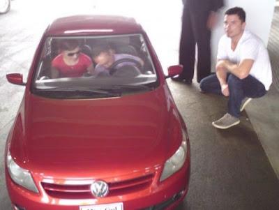 Mini Gol Volkswagen