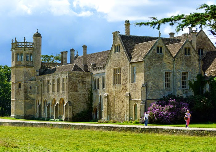 Lacock Abbey, Ela, Countess of Salisbury, nunnery, Wiltshire