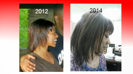My Relaxed Hair Journey