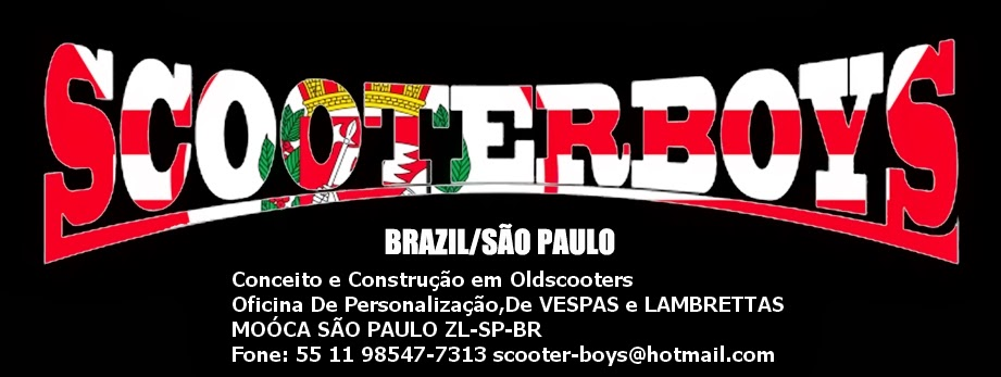 SCOOTERBOYS | SP-BRAZIL